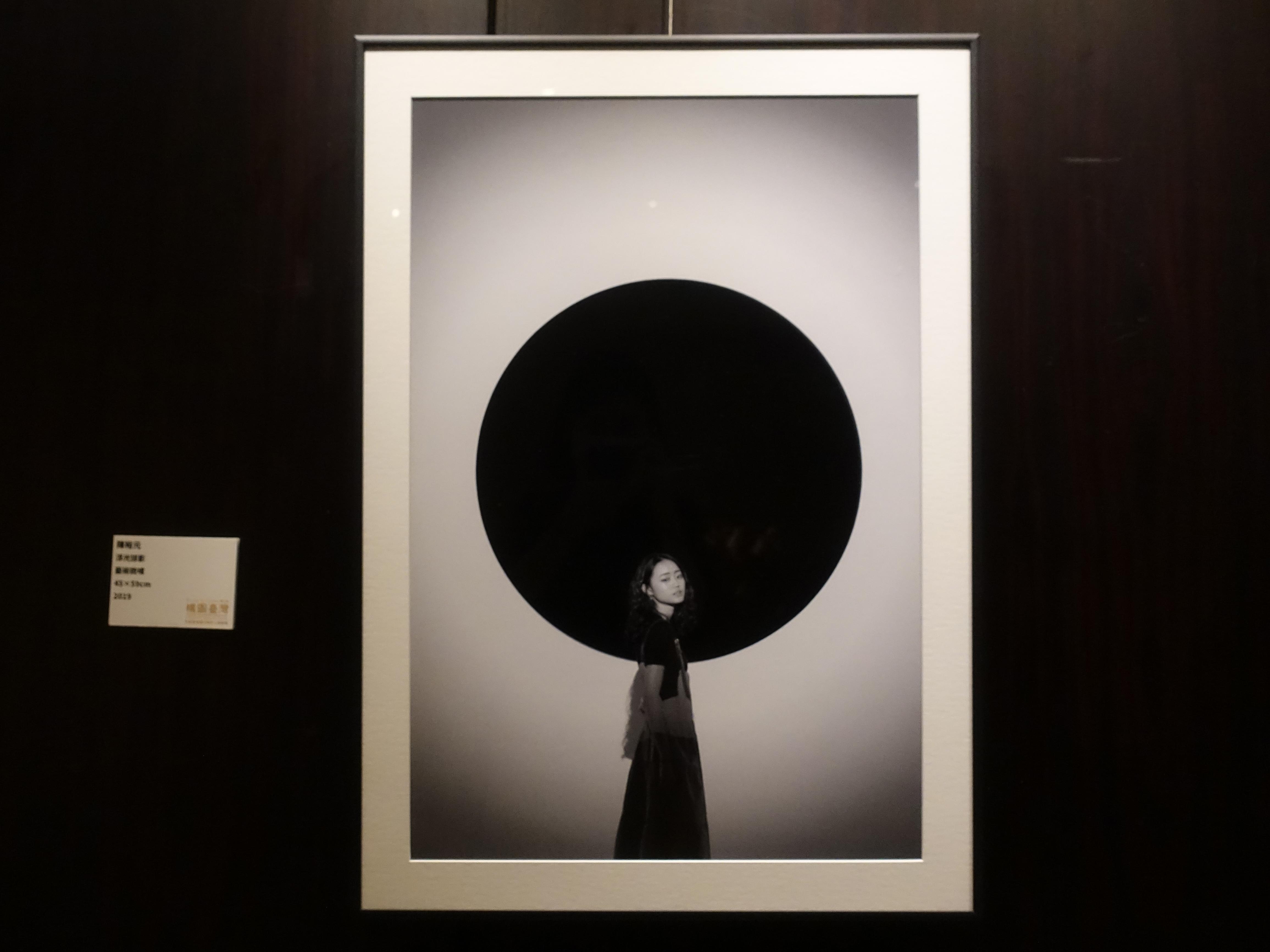 陳裕元,《浮光掠影》,藝術微噴,42x59cm,2019。