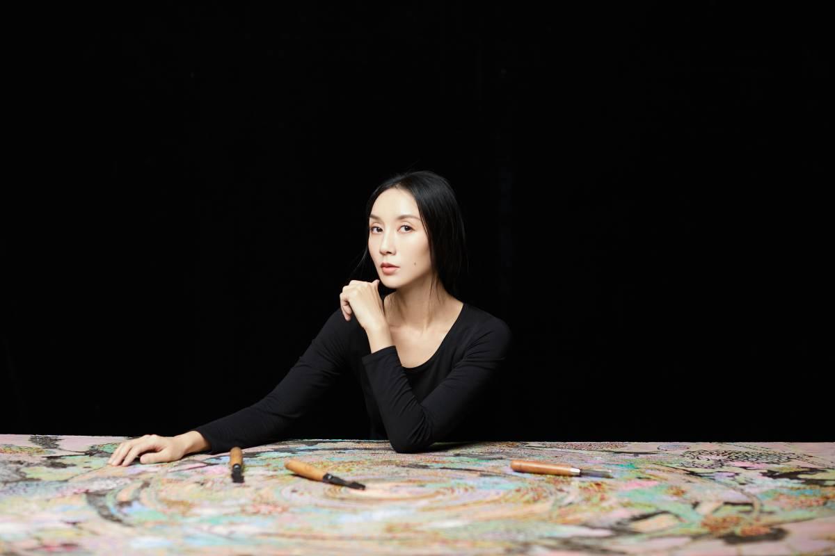 藝術家姜淼