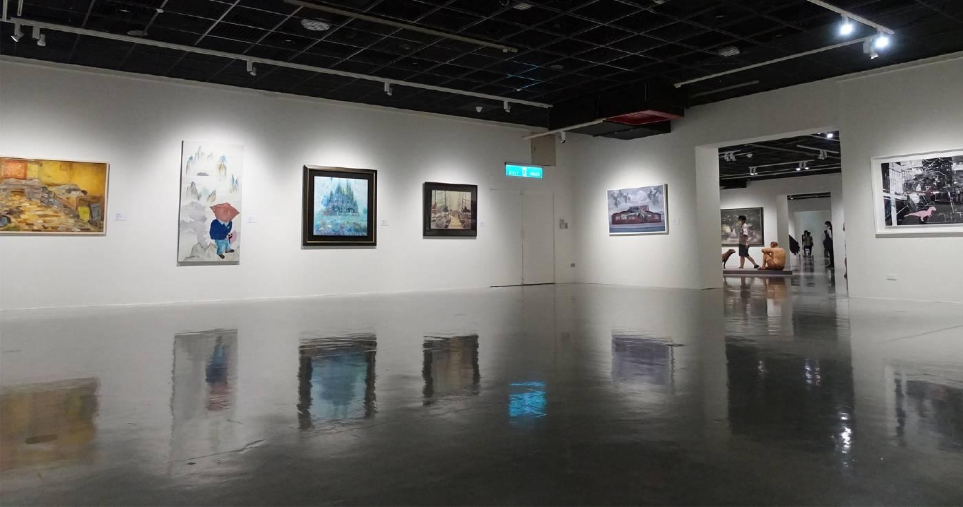一〇九年全國美術展