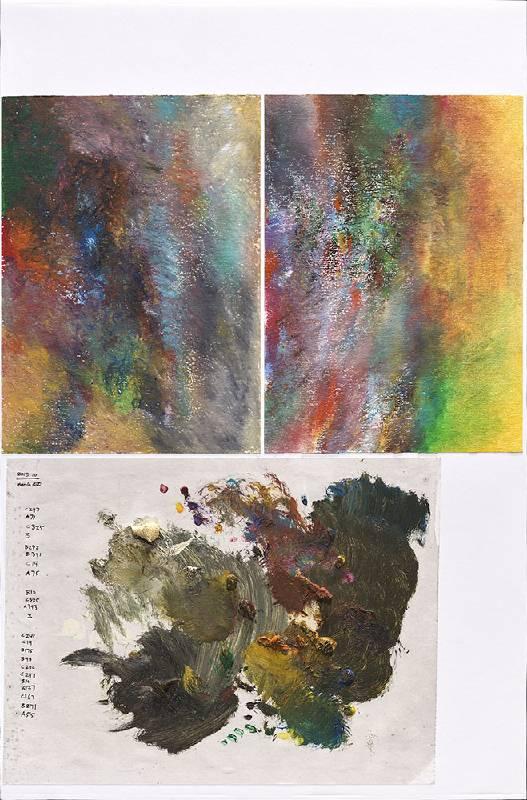 《抗歸檔 #3》 Antiarchive #3  2020 紙本作品 Assemblage 76.5 x 51 cm (Framed)