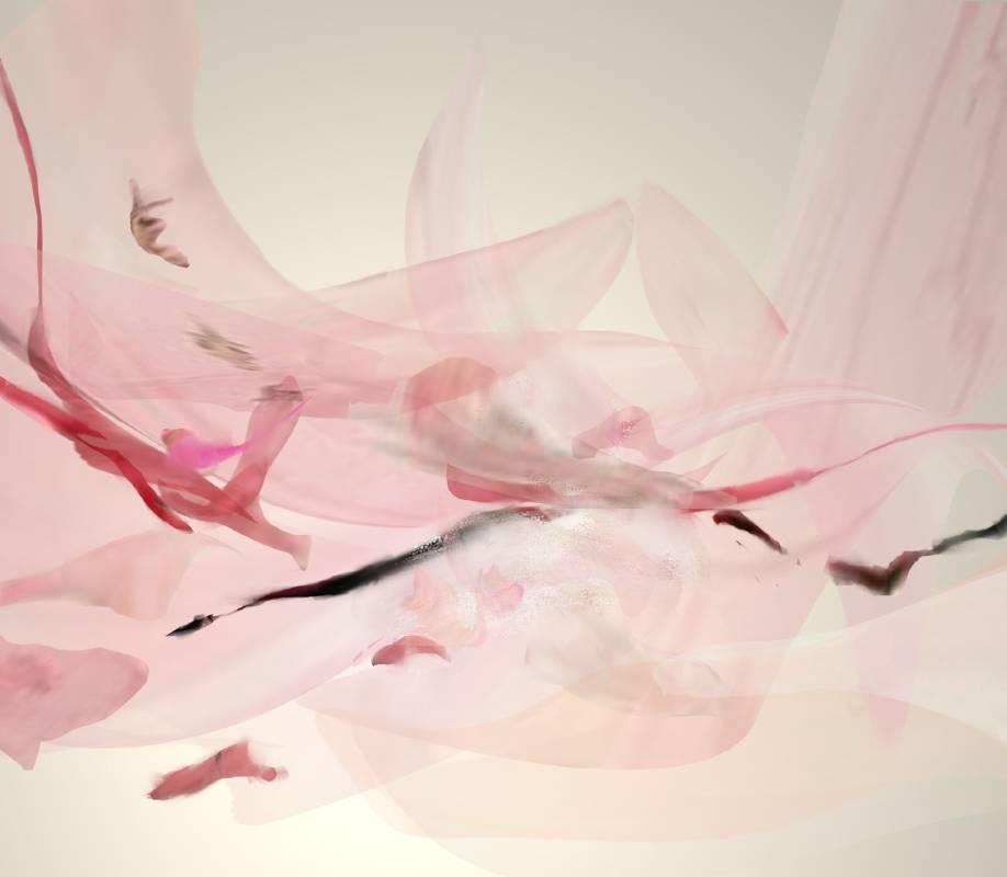 漂浮 2020-6,65 x 80 cm,oil on canvas 油彩、畫布,2020, NT$100,000.00