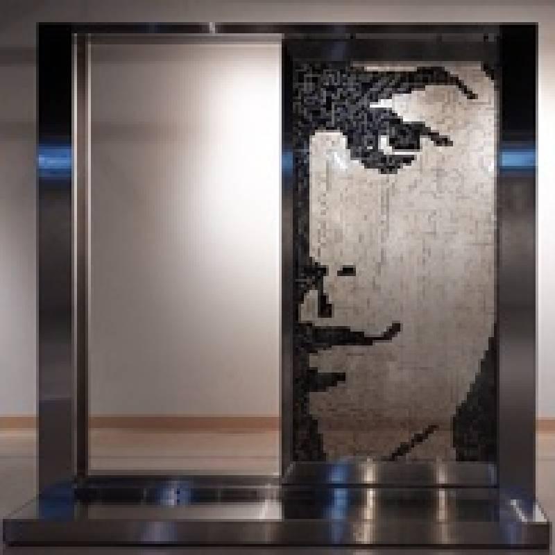 周暉凱 Kyle Theo,《seeK / 覓》(移動窗戶時),複合媒材,200 x 200 x 60cm,2019