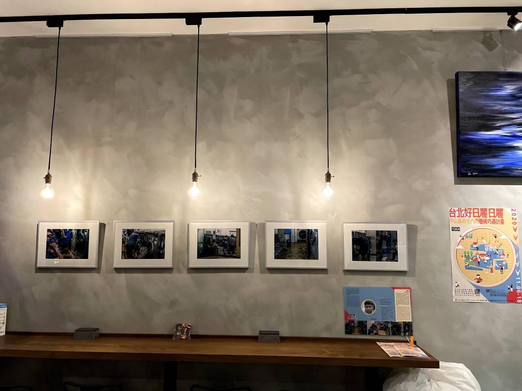 新加坡藝術家JAXTON SU的攝影作品在SESA錦州好鄰居店展出