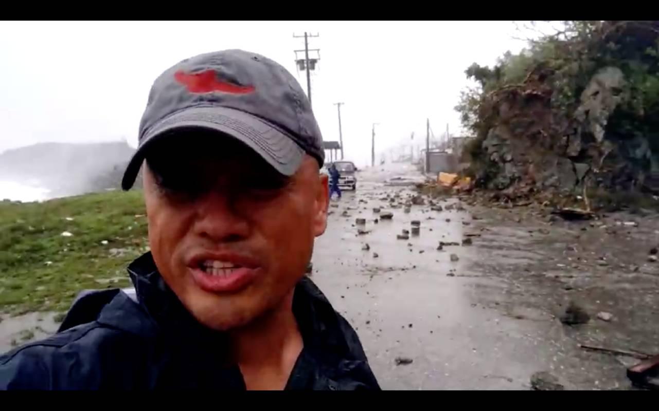 瑪拉歐斯,《孤島的蘭嶼隊長》(影片畫面截圖)圖/台北當代藝術館提供
