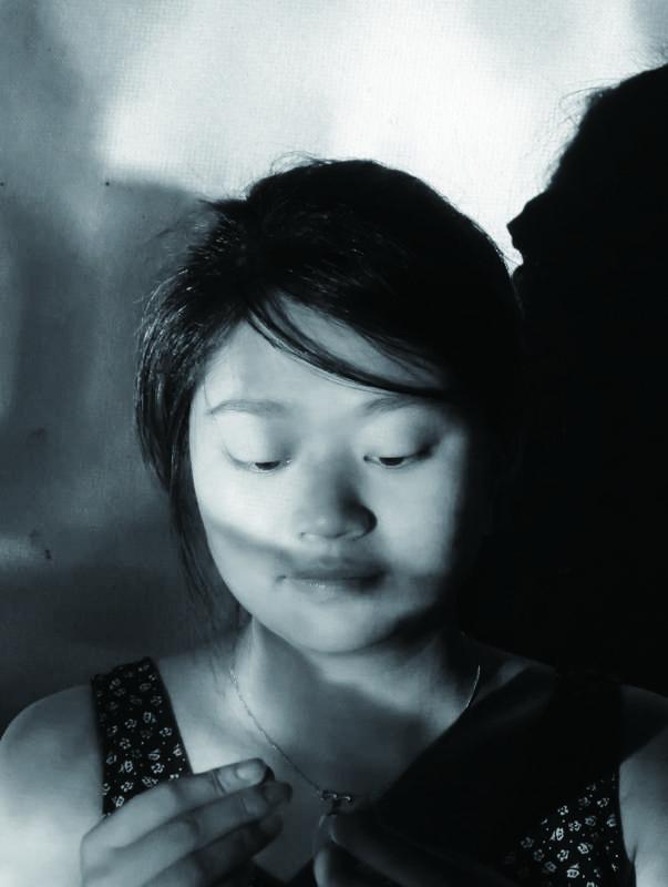 日本藝術家江上越