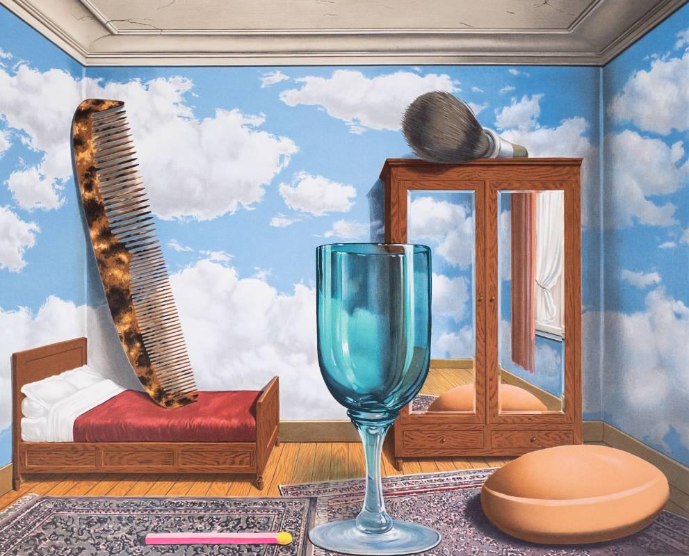Gallerydesol_rene magritte_Les valeurs personnelles
