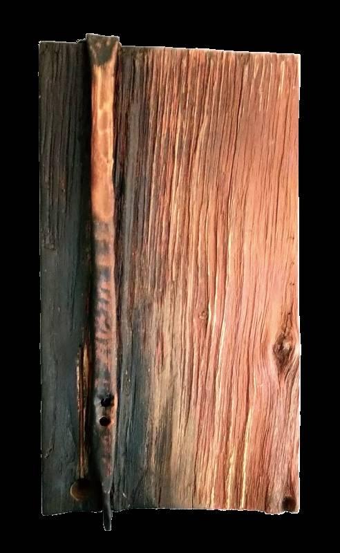2021-06MW 36x19x9cm 木、金屬、 壓克力烤漆 2021