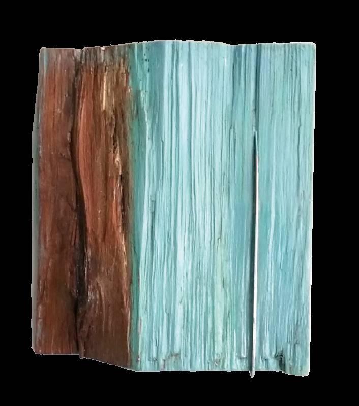 2021-12MW 26x22x5.5cm 木、金屬、 壓克力烤漆 2021
