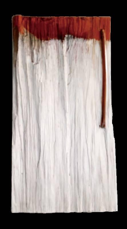 2021-17MW 40x22x7.5cm 木、金屬、 壓克力烤漆 2021