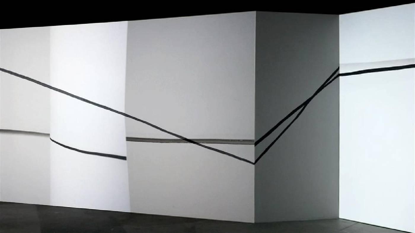 王雅慧作品《返影入深林》。圖/臺東美術館提供