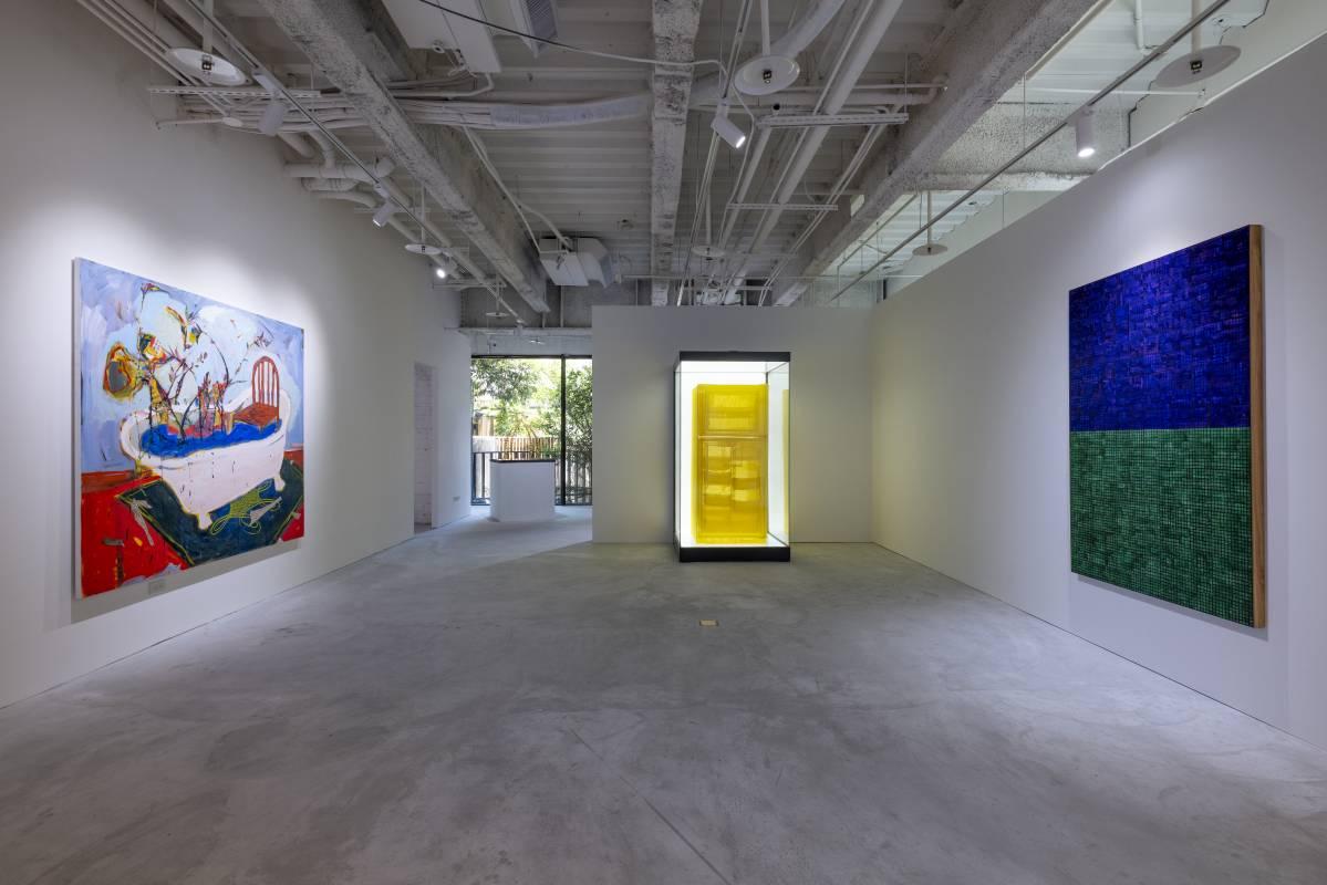 圖 / 由立木畫廊(紐約、香港、首爾及倫敦)提供,攝影:李國民