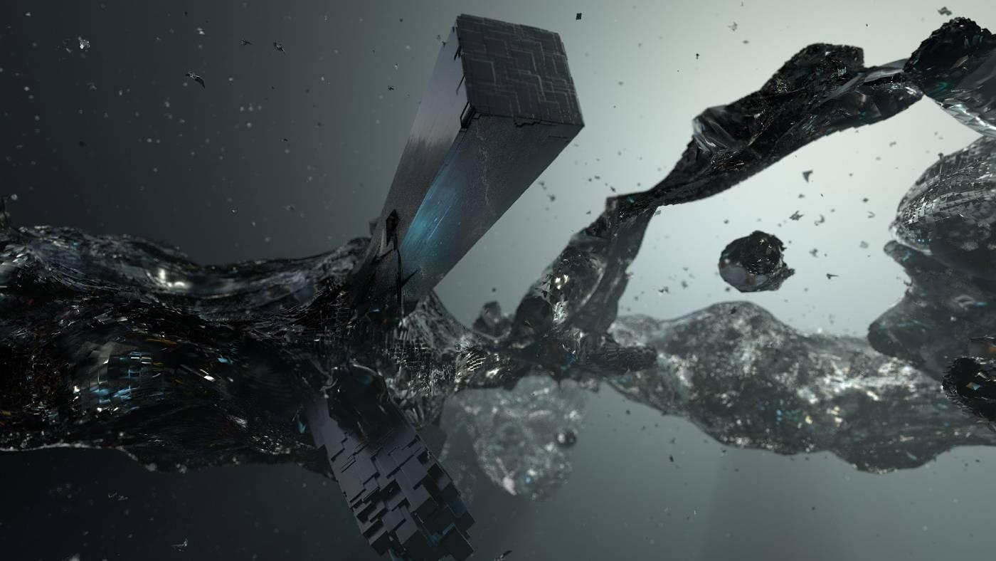 重新編輯 Recoding Entropia  2020 7'36'' VR 360 無對話 No Dialogue 科幻 Science Fiction  • 導演 Director(s)_弗朗索瓦.沃提耶 François Vautier • 製作 Producer(s)_ DA Prod (FR) • 發行 Distributor_ Atlas V (FR)