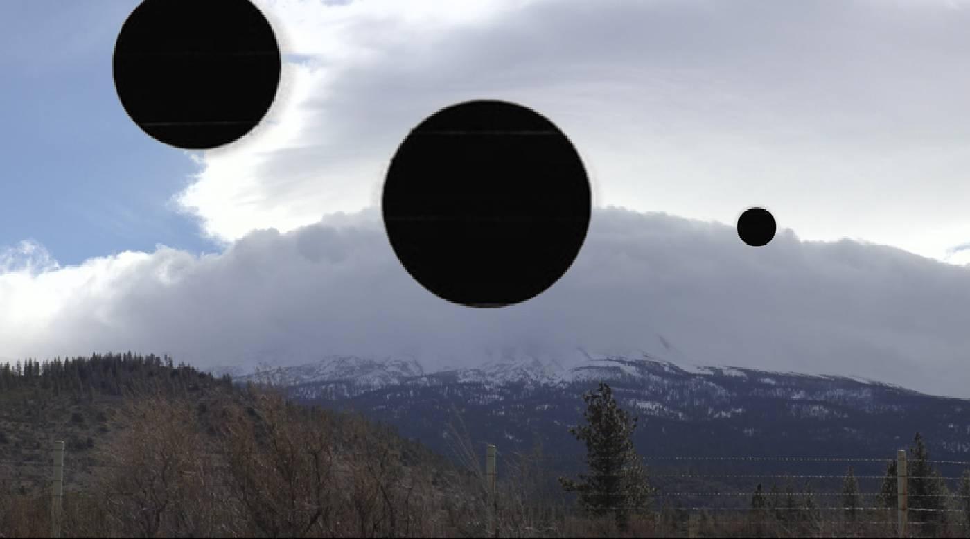 谷口瑪麗亞   無題(天體公交) 單頻道高畫質錄像, 2012 6分38秒、彩色、無聲 carlier   gebauer畫廊收藏