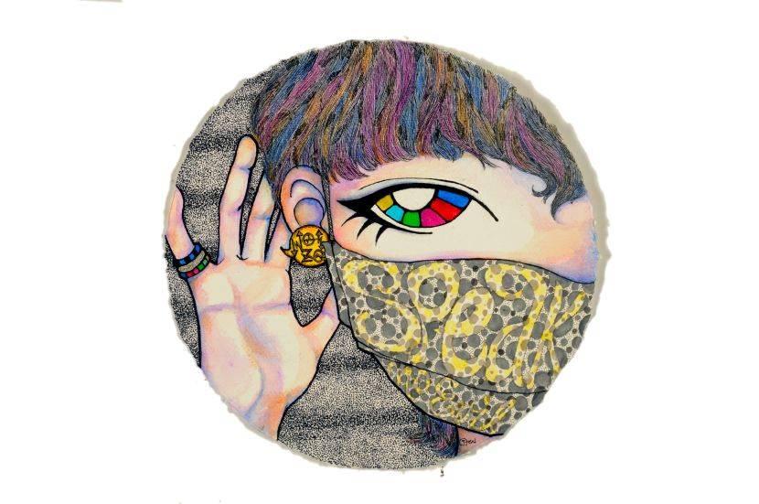 THeresa-Speak No Evil
