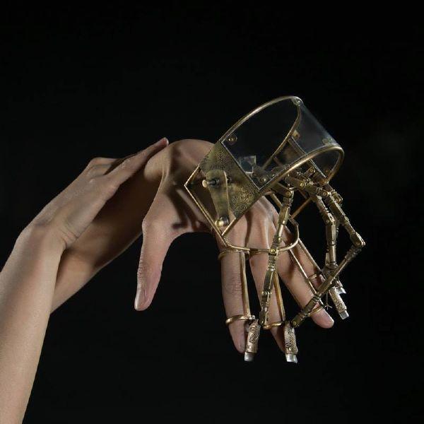 邢力云-Nails Device
