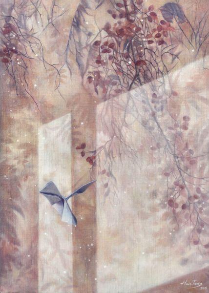 蔡函庭-日日的念想III:初見的雪