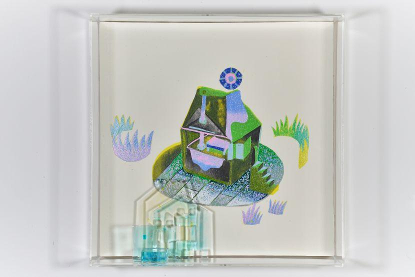 蘇子涵-睡眠空間盒子