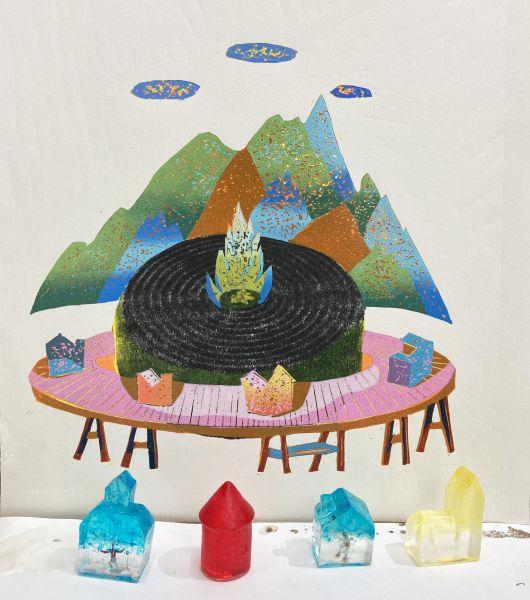 蘇子涵-空間對話 環島