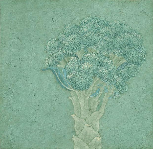 鍾舜文-日常採集-青花菜 Daily collection - broccoli
