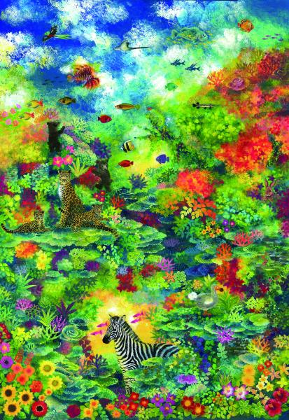 脇田夏妃-命の森