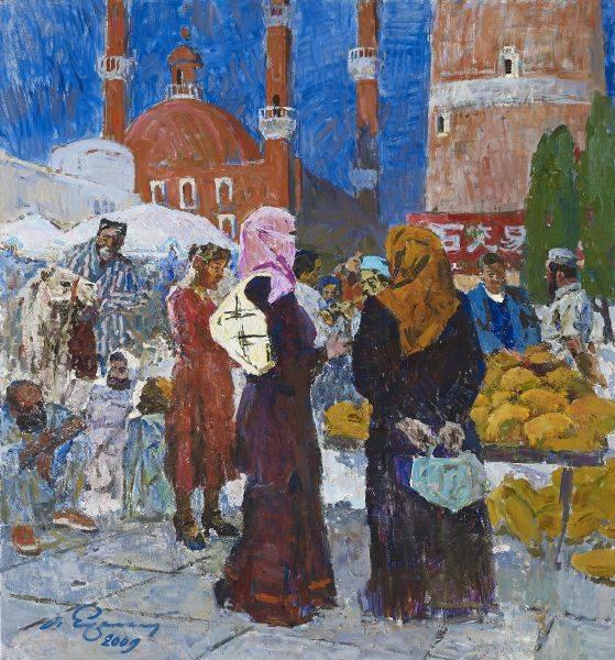 奧列格.葉列梅耶夫-東方市場