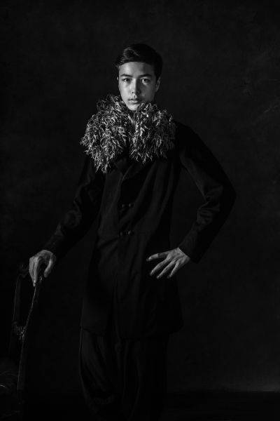馮君藍-自然的衣襟 Nature's Collar