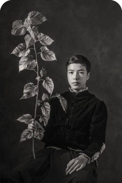 馮君藍-嫩枝 Young Twig