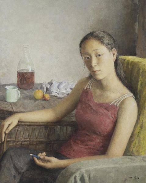 朱春林-藍鉛筆