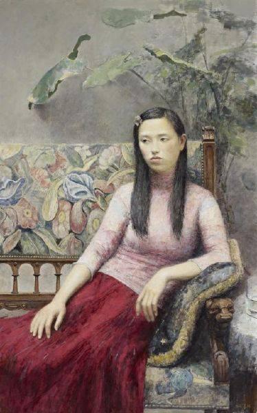 朱春林-红裙子