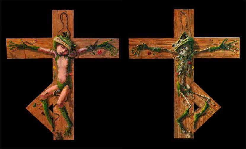 高木智廣-愛之十字架 & 骨之十字架
