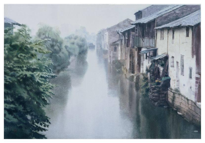 白統緒-水鄉