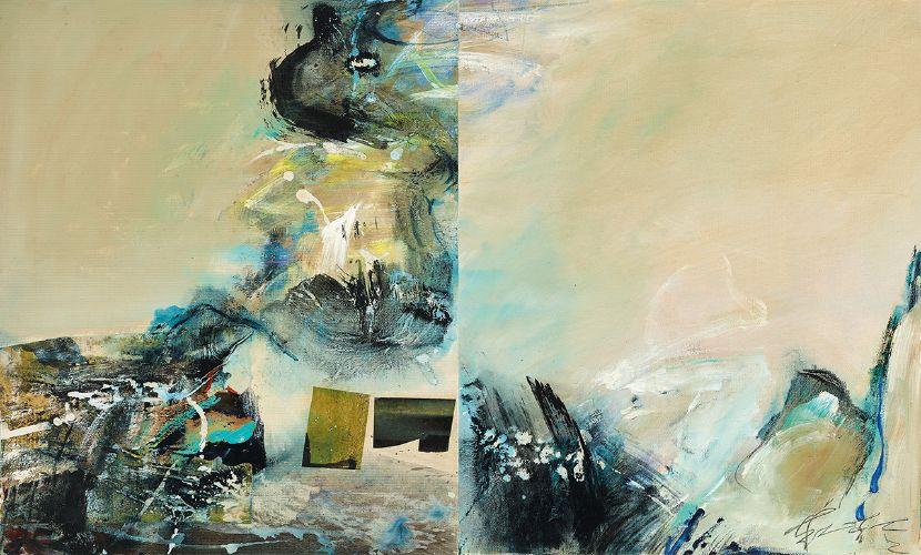莊喆-抽象
