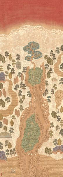 潘信華-樹上一棵樹