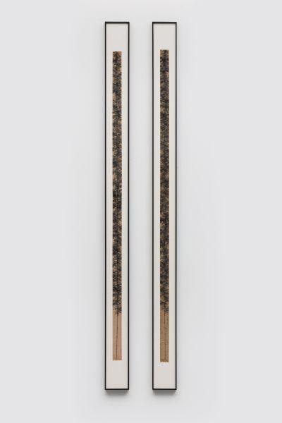 管偉邦-晚竹鴛鴦