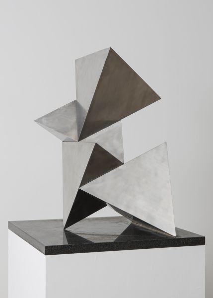 李再鈐-三角錐塔