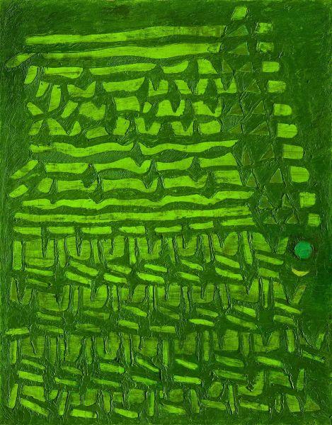 法賈希迪-空間動能,綠
