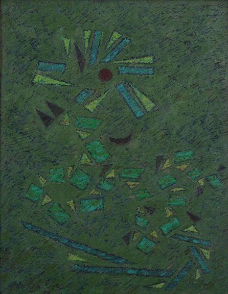 法賈希迪-綠色的時間之神