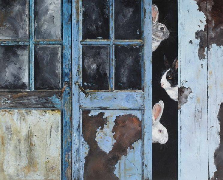 沈昊-兔子門