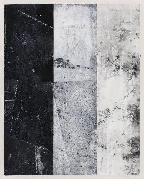 鄭重賓-三柱體Three Column