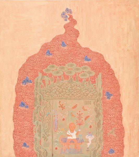 潘信華-雲深不知處