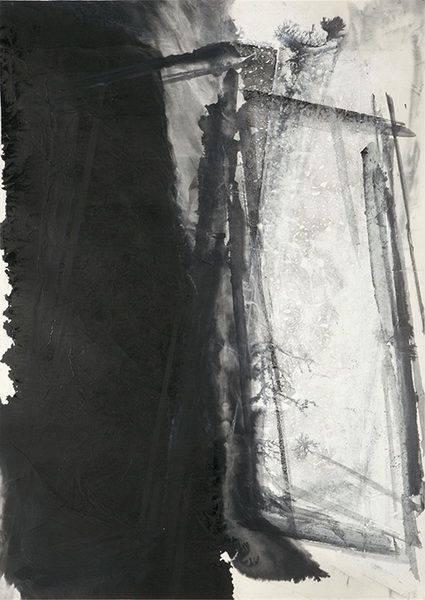 鄭重賓-線影的側面 Silhouette of the line