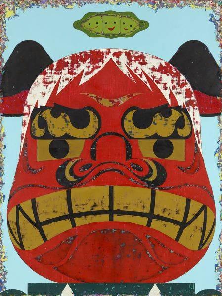 賴九岑-吃不到豆子的紅臉獅子│The Red Lion Eats No Beans