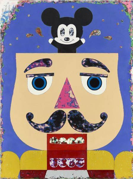 賴九岑-掏空胡桃鉗腦袋的壞老鼠│The Evil Mouse Empties the Nutcracker's Head