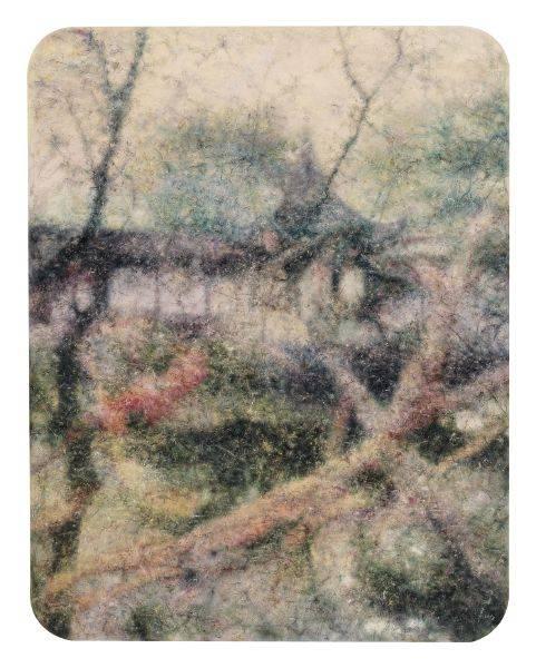 肖芳凱-景物·園林:1320