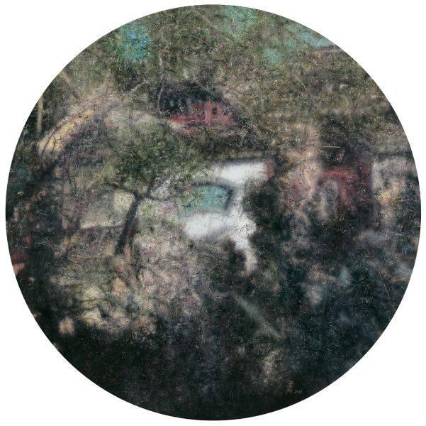 肖芳凱-景物·園林卷:1207