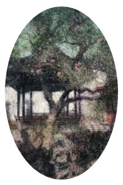 肖芳凱-景物·園林卷:1318