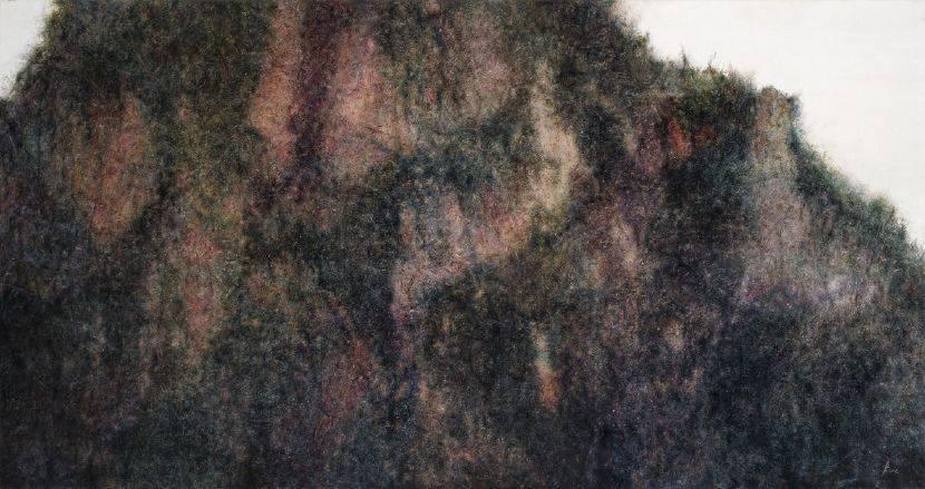 肖芳凱-景物·山石卷:1308