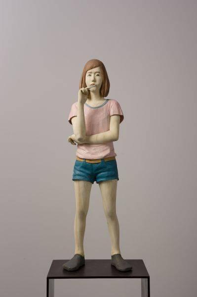 江基名-棒棒糖的女孩