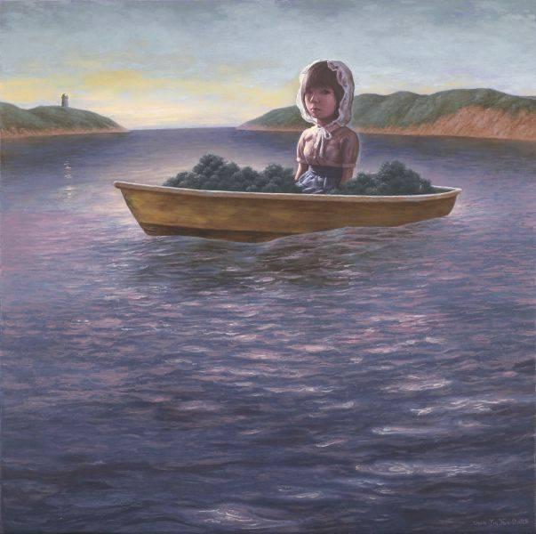 詹喻帆-yellow boat