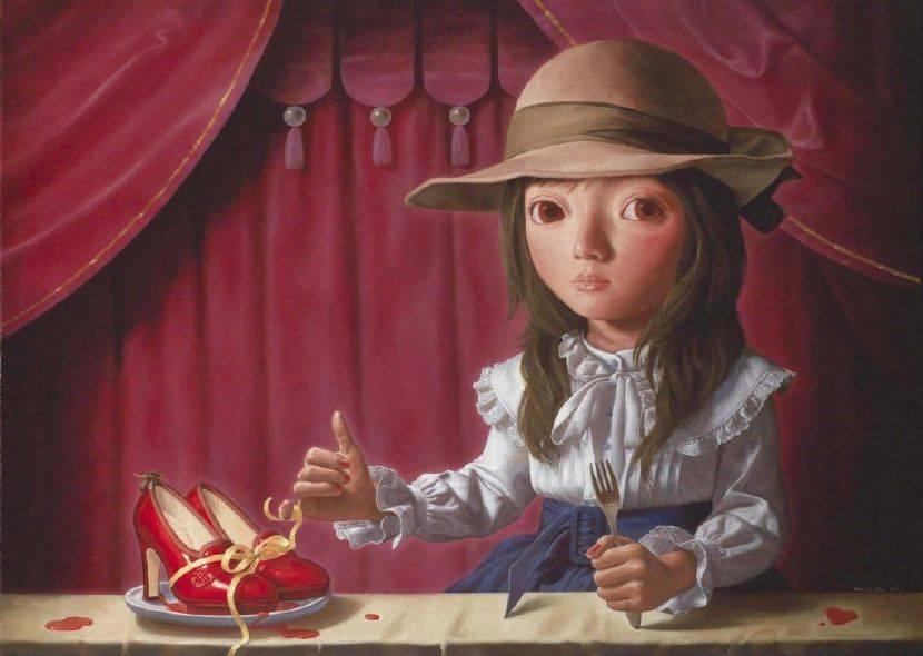 詹喻帆-與紅鞋的約定
